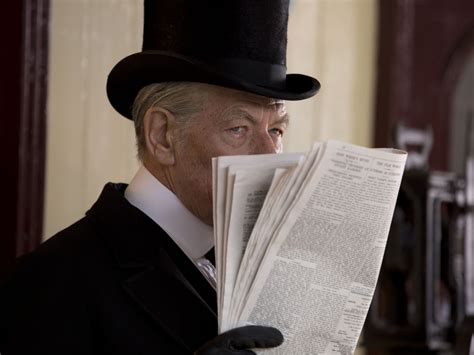 mr review ian mckellen s sherlock studies