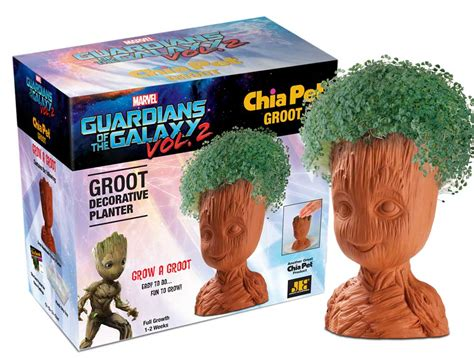 Gadgets New chia pet trump merchandise groot chia pet gifts under 25