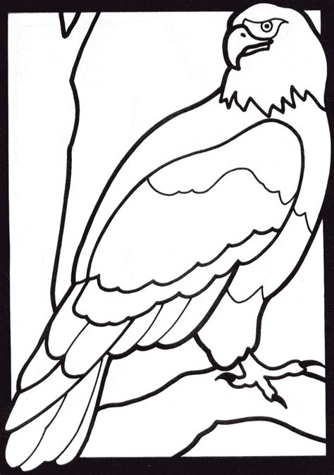 eagle coloring free animal coloring pages sheets eagle