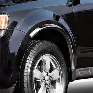 Ford Escape Fender Flares 2005 Ford Escape Wheel Well Trim