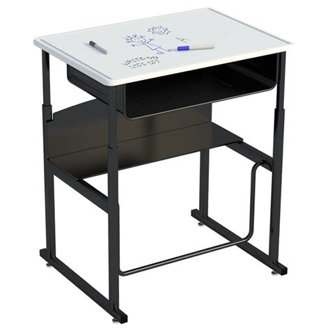 Stand Up Desk Options by All Alphabetter Stand Up Desk With Erase Top By Safco