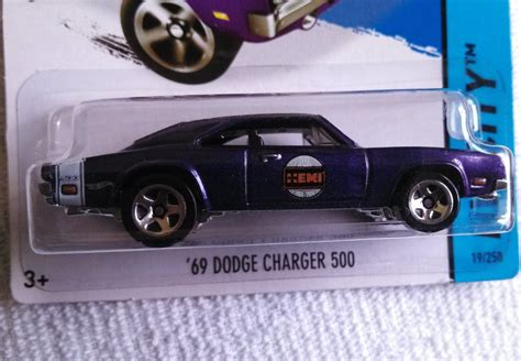 hw dodge 69 dodge charger 500 hw city de hotwheels 2015 19 250