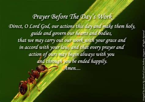 prayer   days work prayer pray prayers day work