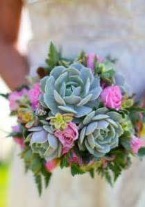 succulent bouquet woodland themed wedding