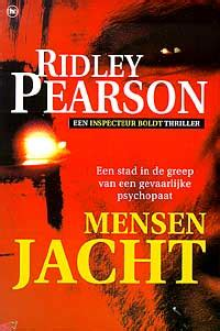 Ridley Pearson Op De Boekenplank