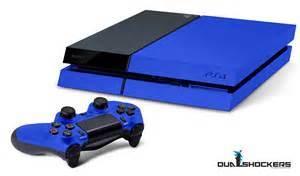 ps3 colors here s how the playstation 4 could look in 25 beautiful colors