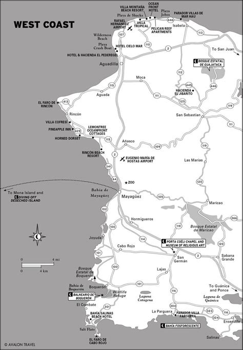 printable map vieques 73 best images about maps of puerto rico on pinterest