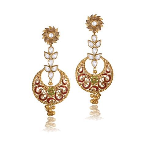 Earring Chandelier Bridal Chandelier Earrings Earrings Chandelier Designs Gold