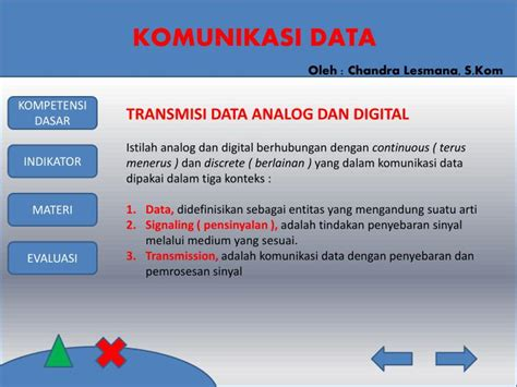 51380140so Komunikasi Analog Digital ppt pertemuan 2 sinyal analog dan digital powerpoint presentation id 6288205