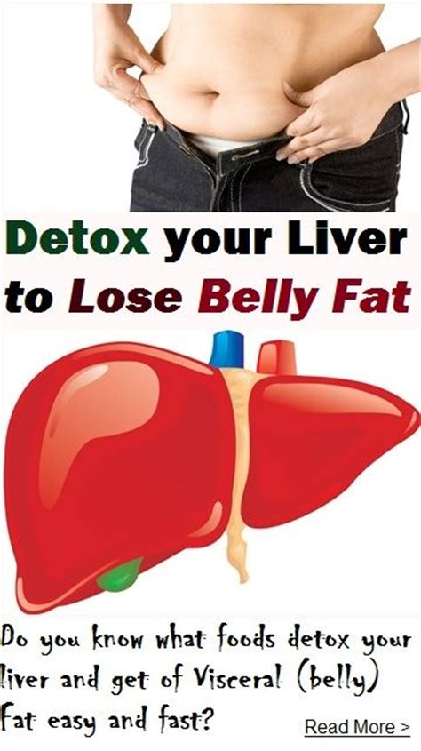 Detox To Lose Belly by Detox Your Liver To Lose Belly Best Diets Best