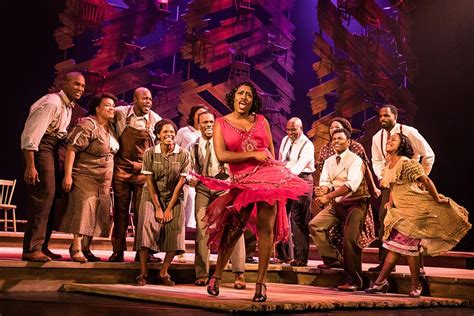 the color purple musical reviews hicks s celie owns the musical adaptation of the