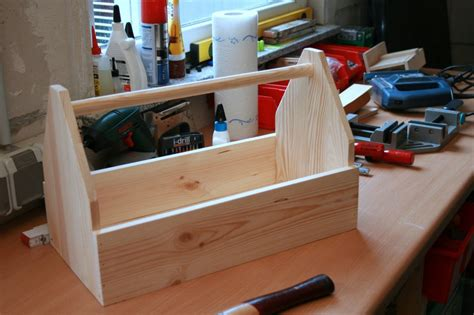 schubladenkasten holz eine werkzeugkiste bauen l 228 ndchenlust