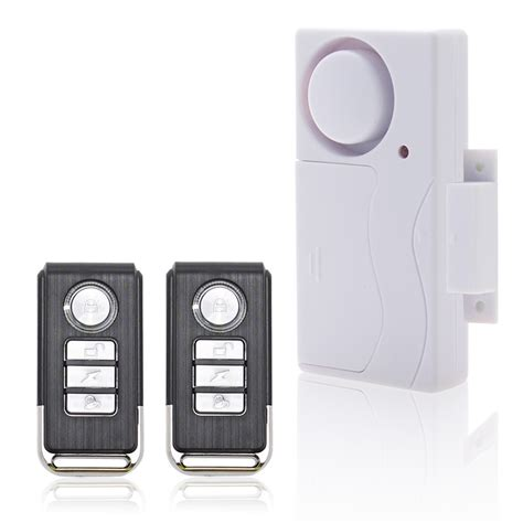 door window entry security abs wireless remote