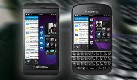 Hp Blackberry Q30 blackberry siapkan z50 dan q30 smartphone bb 2014