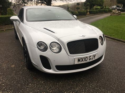 used 2010 bentley continental ss supersports for sale in
