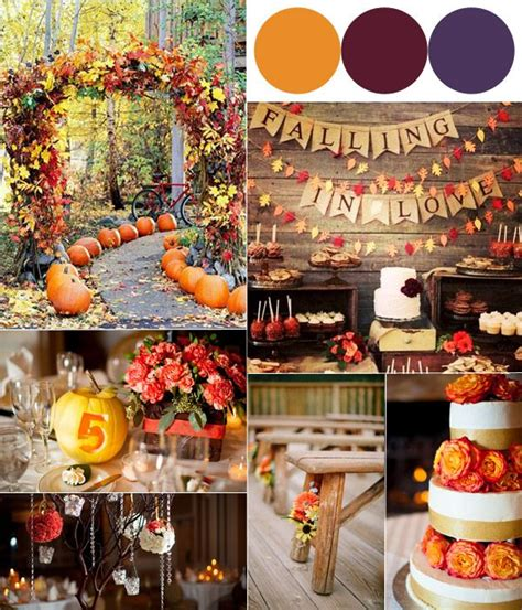 october themed events 25 best ideas about purple fall weddings on pinterest