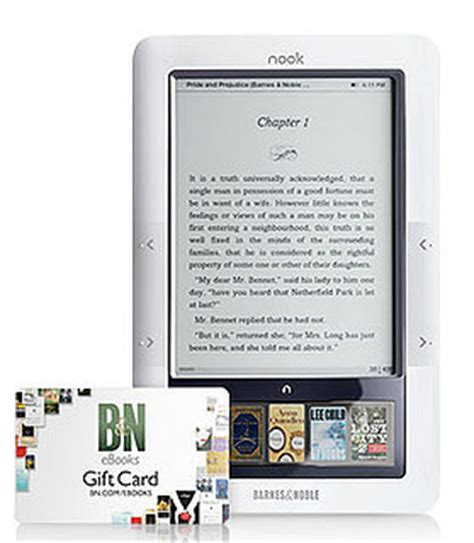 Barnes And Noble Nook Book Gift Card - barnes and noble offers 50 00 gift card with purchase of nook e reader