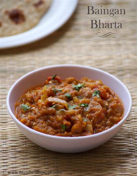 baingan bharta recipe how to make punjabi baingan bharta recipe blend with spices