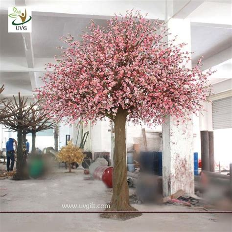 indoor decorative trees for the home uvg chr058 decorative cherry trees indoor artificial