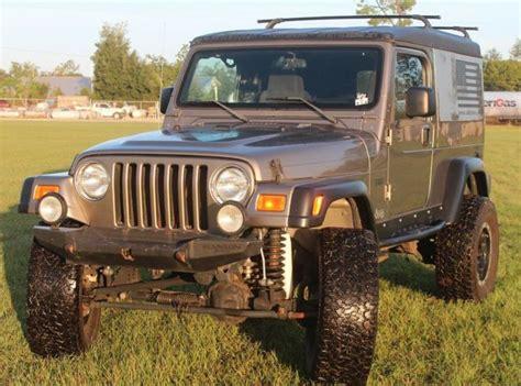 Jeep Tj Safari Top 2004 Jeep Wrangler Unlimited Lj Custom Gr8tops Safari