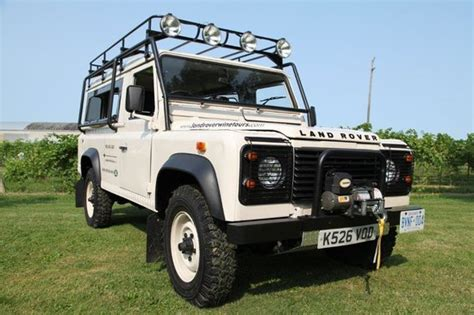 land rover defender safari land rover safari wine tours niagara on the lake all