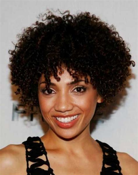 hairstyles with curls for black hair 20 nice short haircuts for black women short hairstyles