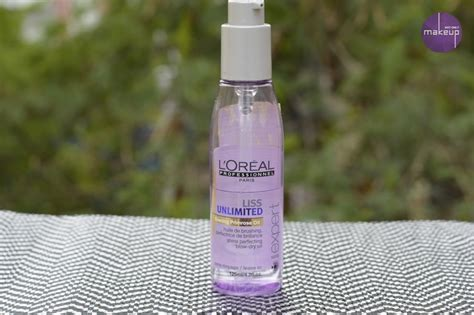 Loreal Serum Liss Unlimited Evening Primrose 125ml l oreal professional serie expert liss unlimited evening