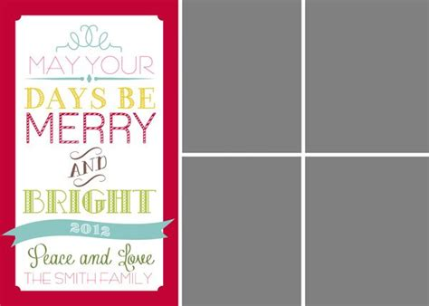 Family Portrait Card Template by 1000 Ideas About Card Templates On