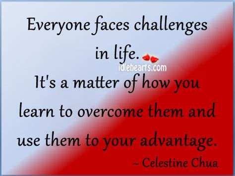 the meaning of challenges quotes about challenges quotesgram