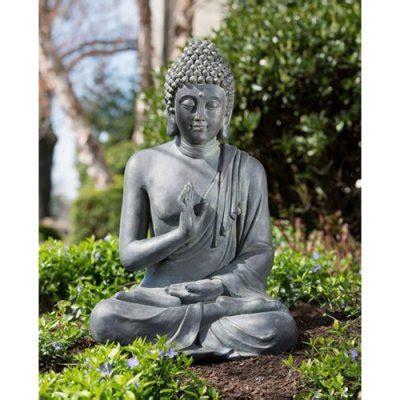 Buddha Garden Statue by Garden Buddha Statues Thai Buddha Garden Statue