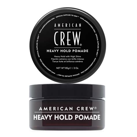 Pomade Murray Heavy Hold heavy hold pomade american crew cosmoprof