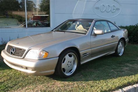 1998 mercedes sl500 1998 mercedes sl500 amg antique auto sales classic