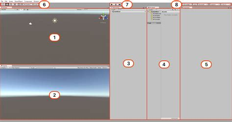 unity gui layout options introduction to unity getting started part 1 2