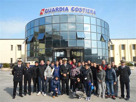capitaneria di porto ortona gli studenti dell istituto nautico visitano la sede della