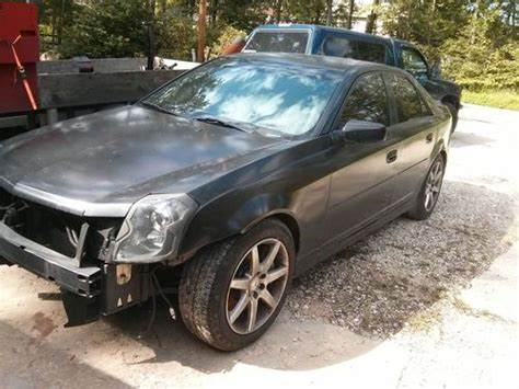 2004 Cadillac Cts Parts by Purchase Used 2004 Cadillac Cts V Rebuild Parts In