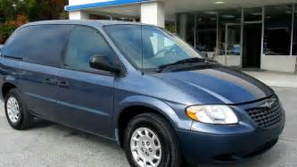2002 Chrysler Minivan 2002 Chrysler Voyager Mini Charleston Used Cars South