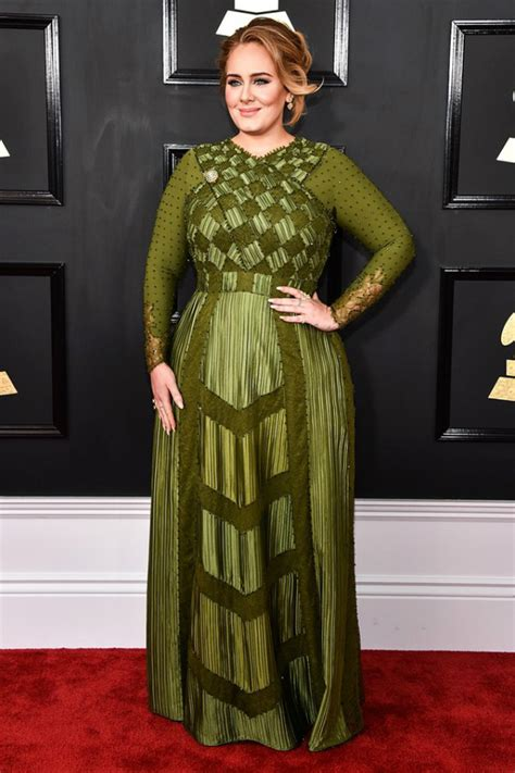 adele grammys dress 2013 see the singer s red carpet look grammy awards 2017 red carpet best dresses news events