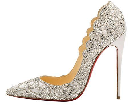 Wedding Shoes Louboutin louboutin wedding shoes falkofischer de