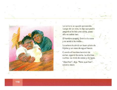 cuentos de segundo grado el caminante el caminante espa 241 ol lecturas 2do grado apoyo primaria