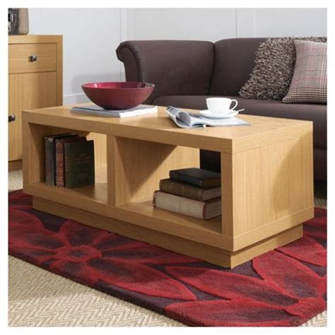 buy torino coffee table oak effect from our coffee tables