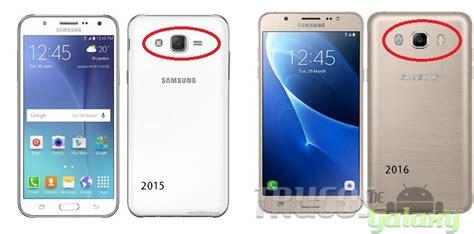 Samsung J7 2015 como saber si mi samsung j7 es 2015 o 2016 trucos galaxy
