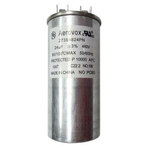 home depot well capacitor ge hid capacitor for 1000 watt mh ps of 20 gecap 24 480v o the home depot
