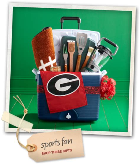 gifts for sports fans gift ideas lemonade
