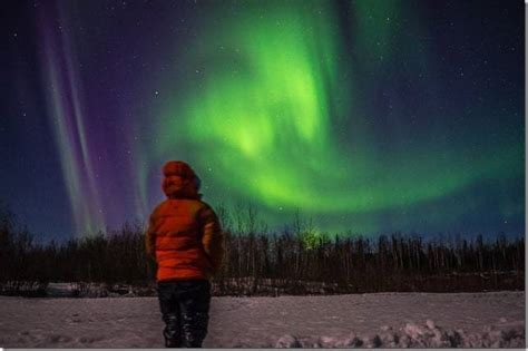 can you see the northern lights in fairbanks alaska chasing the northern lights in fairbanks alaska