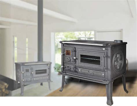 stufa a legna con forno e piano cottura cucina con forno stufa a legna viometalko firenze in ghisa
