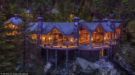 dreamhomes us buy lake tahoe s most expensive ever home for 75m daily