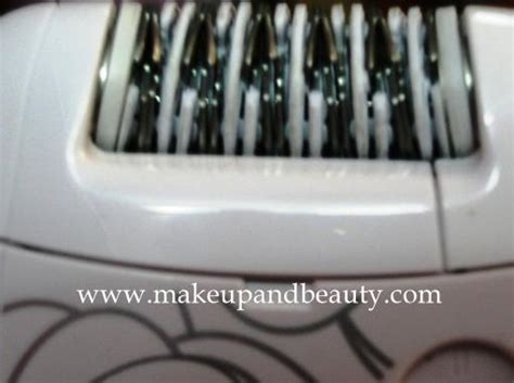 philips satinelle epilator hp6400 review makeup and beauty philips satinelle epilator hp6400 review