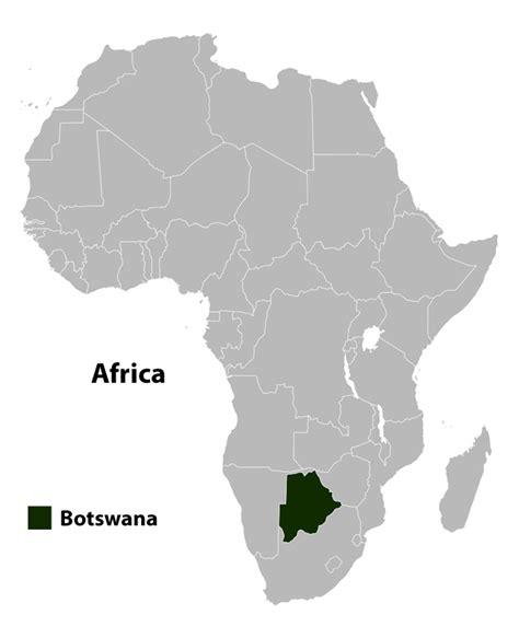 africa map botswana maps of botswana map library maps of the world
