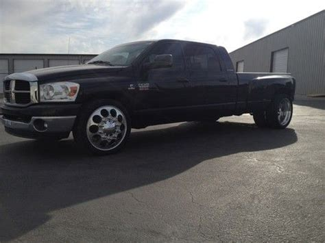 dodge mega cab long bed buy used 2007 dodge mega cab long bed dually in lehi utah
