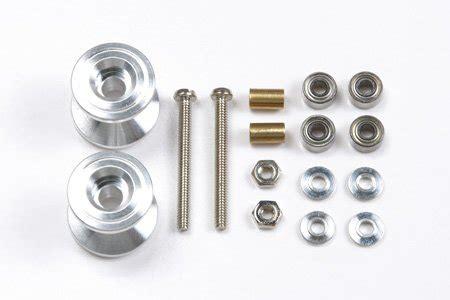 Tamiya Mini 4wd Alluminum Rollers 13 12 Mm tamiya 15398 jr aluminum rollers 13 12mm